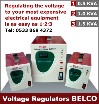Voltage Regulator suppliers in Cyprus